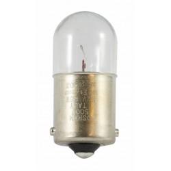 Ampoule 12 V 5 W (ba15s) sphérique (Lot de 10 )