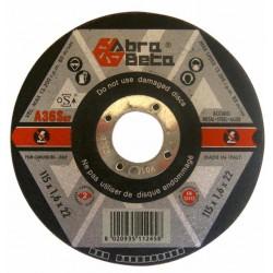 Disque à tronçonner ø 230x2x22 acier (Lot de 5 )
