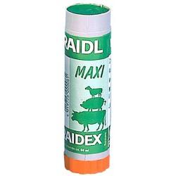 Crayon marqueur RAIDEX couleur verte (Lot de 5 )