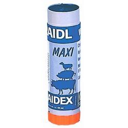 Crayon marqueur RAIDEX couleur bleue (Lot de 5 )