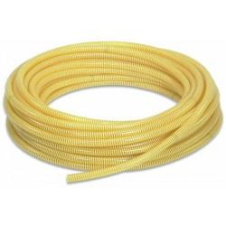 Tuyau PVC à spirale ø 25 au mètre (La couronne de 50M)