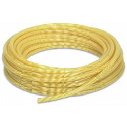 Tuyau PVC à spirale ø 35 au mètre (La couronne de 50M)