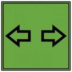 Voyant vert pour clignotant