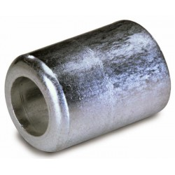 Douille aluminium Ø13 X Ø15...