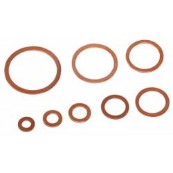 Rondelles cuivre 16X22X1.5...