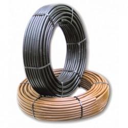 Single-drop irrigation hose...