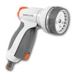 Pistolet réglable 7 fonctions WATER CLICK WHITE LINE