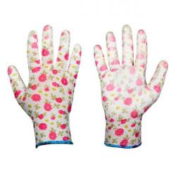 Gants de protection en polyuréthane BRADAS T 7 et T 8 (lot de 12 paires)