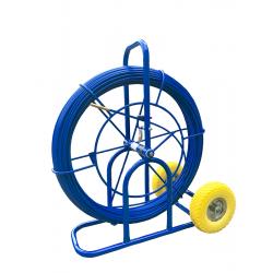 Aiguille 9 mm L 200 M sur moyen dévidoir à roues increvables