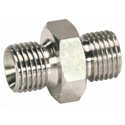 """1"""" Male to Male Screw Joint..."""
