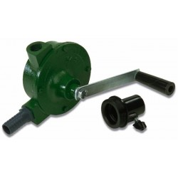 Pompe manuelle rotative 40 l