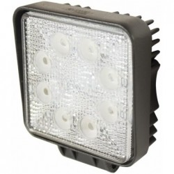 Phare travail 8 Led 10-30 V...