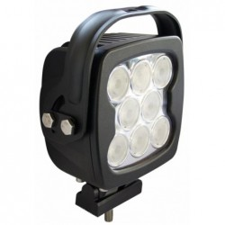Phare travail 8 Led (CREE)...