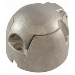 Prise femelle aluminium 12...